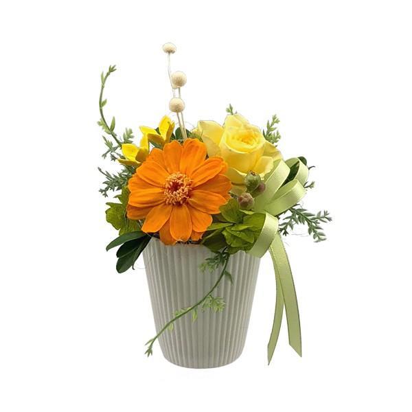 花 プリザーブドフラワー プリザーブドフラワーアレンジメント プレゼント マリー atelierm-flower 14