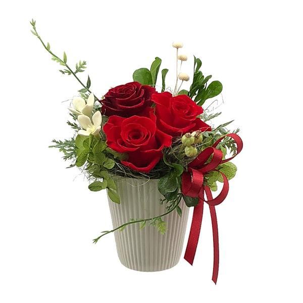 花 プリザーブドフラワー プリザーブドフラワーアレンジメント プレゼント エアリー atelierm-flower 10