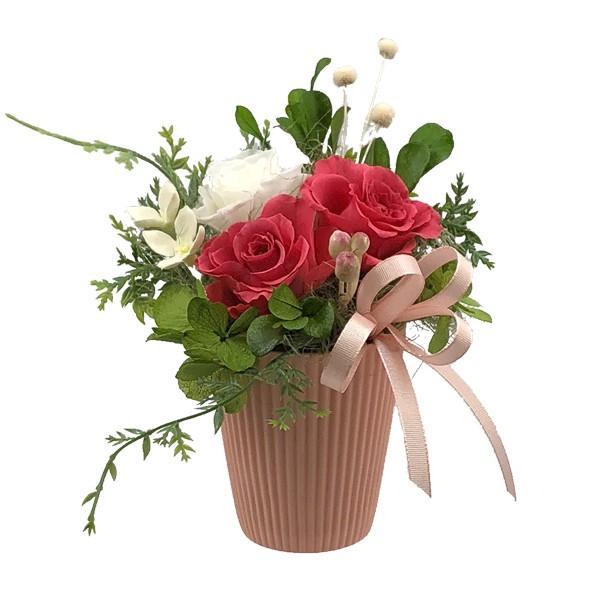 花 プリザーブドフラワー プリザーブドフラワーアレンジメント プレゼント エアリー atelierm-flower 13