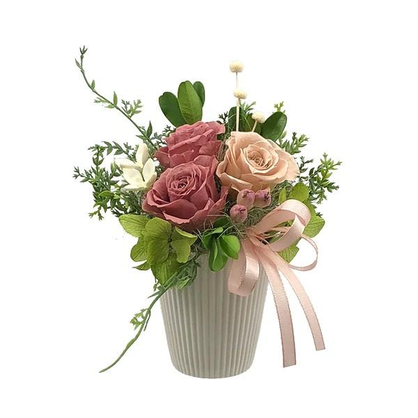 花 プリザーブドフラワー プリザーブドフラワーアレンジメント プレゼント エアリー atelierm-flower 12