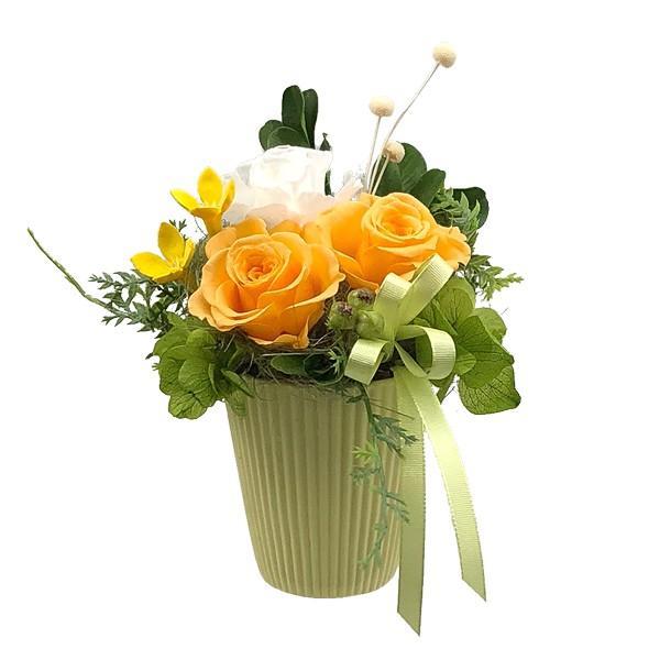 花 プリザーブドフラワー プリザーブドフラワーアレンジメント プレゼント エアリー atelierm-flower 15