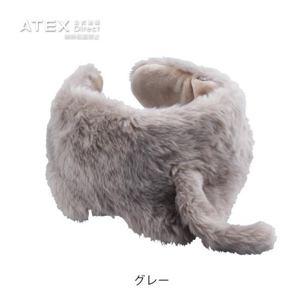 おはよう日本で紹介!ルルド ふわポカハグにゃん AX-KNL2023 アテックス アニマルヒーター|atex-net|10