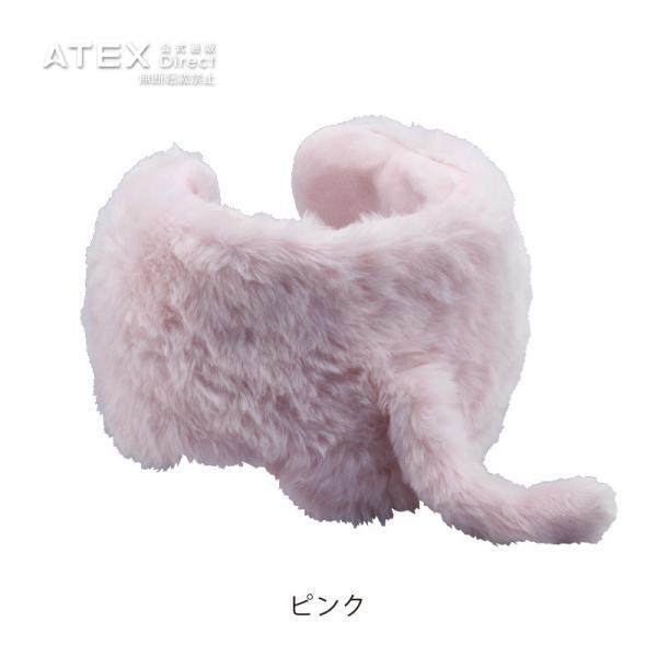 おはよう日本で紹介!ルルド ふわポカハグにゃん AX-KNL2023 アテックス アニマルヒーター|atex-net|08