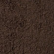 ブラウン業務用タオル茶色のタオル