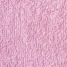 エステサロン用ピンク業務用タオル