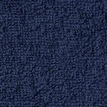 ネイビー業務用タオル紺色タオル