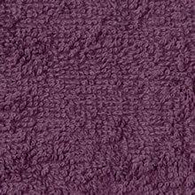 パープル業務用タオル紫色のタオル