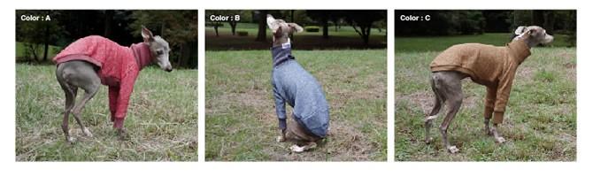 犬服 イタグレ洋服