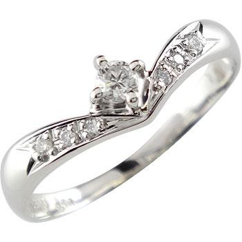 プラチナ900ダイヤモンドリング