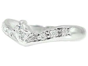 ダイヤモンドPT900指輪
