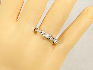 天然ダイヤモンド ,プラチナリング