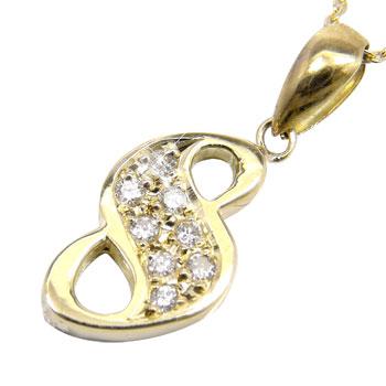 ダイヤモンド,ナンバー,ペンダント,ネックレス