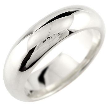 シルバー リング 指輪 甲丸 ストレート ピンキーリング