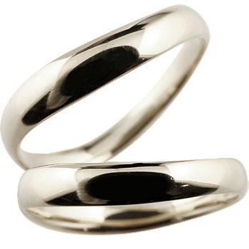 V字 プラチナ ペアリング 結婚指輪 マリッジリング プラチナリング 地金リング ブイ字 結婚式 シンプル 宝石なし