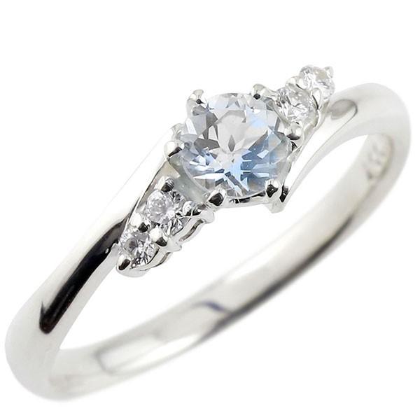 ブルームーンストーン ダイヤモンド リング 指輪 一粒 大粒 ホワイトゴールドk10 ストレート エンゲージリング 婚約指輪 10金
