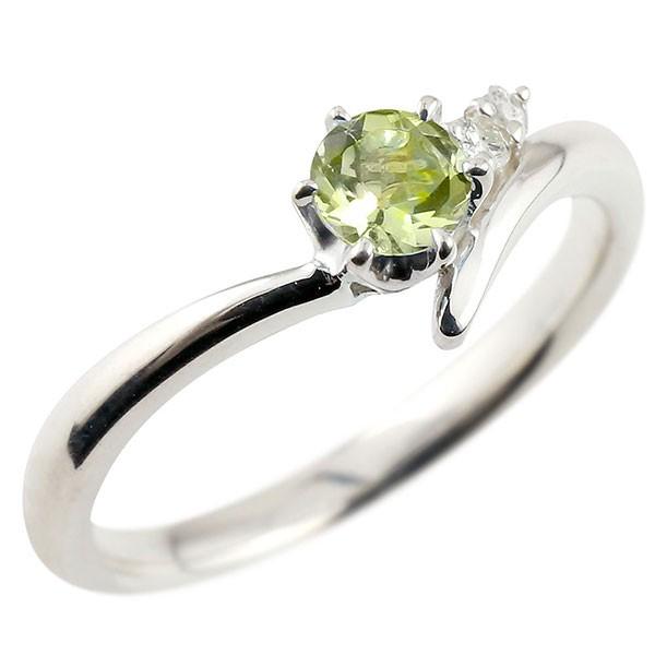 婚約指輪 エンゲージリング ルビー ホワイトゴールドリング ダイヤモンド 指輪 ピンキーリング 一粒 大粒 k10 レディース 7月誕生石
