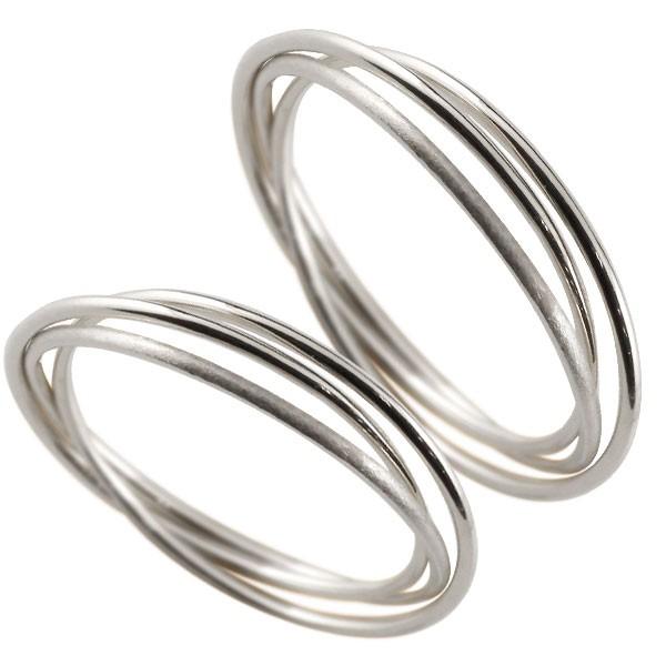 重ねづけリング 指輪 ペアリング