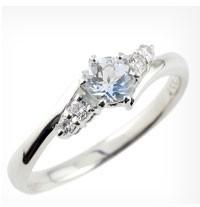 婚約指輪 ダイヤモンドリング カラーストーン