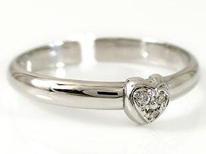 ジュエリー,トゥリング,天然ダイヤモンド ,プラチナ900