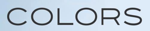 COLORS ロゴ