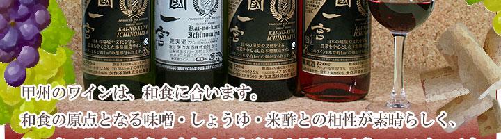 甲斐國一宮(赤ワイン)