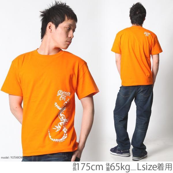 GROOVE ON Tシャツ メンズ 半袖 ティーシャツ TEE グルーブオン プリント 大きいサイズ ブランド 人気 アメカジ ストリート系 サーフ系 /3045/|attention-store|23