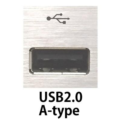USB2.0 A-type
