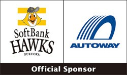 SoftBank HAWKS official Sponsor