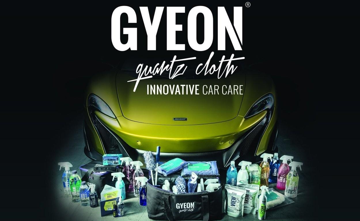 gyeon ジーオン 新次世代型ガラスコーティング スパシャン
