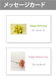メッセージカード ギフト オリジナル 個性的 スタンプ 贈り物 父の日 母の日 クリスマス 誕生日