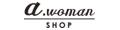 a.woman shop ロゴ