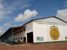 CAMTAのブラジル工場