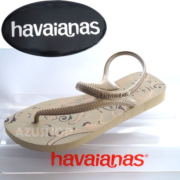 ハワイアナス 足首