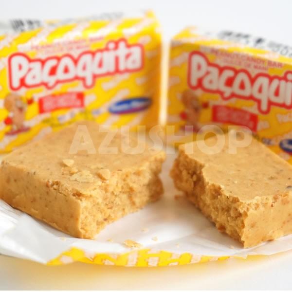 ブラジルのピーナツお菓子 パソキッタ