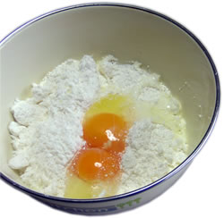 ポンデケージョミックス粉で作るポンデケージョの作り方