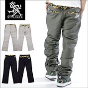 STYLEKEY/スタイルキー/WATERCOLOR FLOWER WORK PANTS/商品ページ