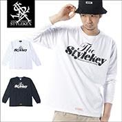 STYLEKEY/スタイルキー/SWEET LOGO L/S TEE/商品ページ