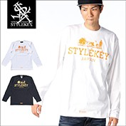 STYLEKEY/スタイルキー/HISTORY L/S TEE/商品ページ