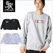 STYLEKEY/スタイルキー/TEAR CREW SWEAT/商品ページ