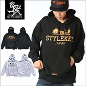 STYLEKEY/スタイルキー/HISTORY HOOD SWEAT/商品ページ