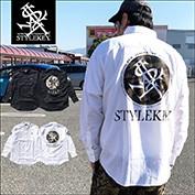 STYLEKEY/スタイルキー/SCOPE OXFORD L/S SHIRT/商品ページ
