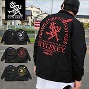STYLEKEY/スタイルキー/ARCADE COACH JACKET/商品ページ