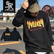 STYLEKEY/スタイルキー/BLAZE HOOD SWEAT/商品ページ