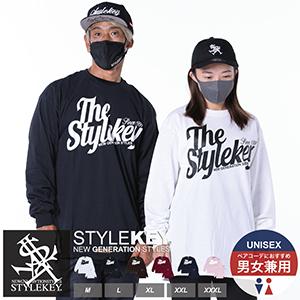 STYLEKEY/スタイルキー/WING LOGO L/S TEE/商品ページ