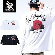 STYLEKEY/スタイルキー/BLOOMING L/S TEE/商品ページ