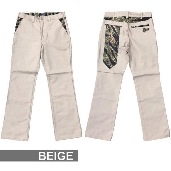 STYLEKEY スタイルキー バンダナ付きワークパンツ TIGER CAMO BANDANNA WORK PANTS(SK18FW-PT01) ストリート系 B系 大きいサイズ|b-bros|08