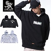 STYLEKEY/スタイルキー/ADVENTURE HOOD SWEAT/商品ページ