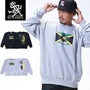 STYLEKEY/スタイルキー/REIGNING KING CREW SWEAT/商品ページ