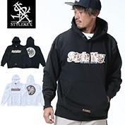 STYLEKEY/スタイルキー/ROOTS OF PEACE HOOD SWEAT/商品ページ