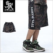 STYLEKEY/スタイルキー/ROYAL CAMO JERSEY SHORT PANTS/商品ページ